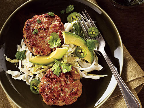 1210 Green Curry Fritters