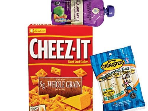 Have Kid-Friendly Snacks On Hand