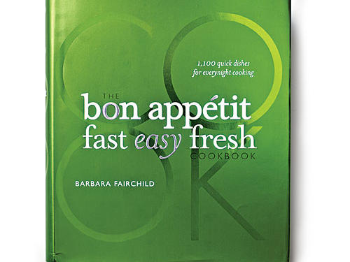 The Bon Appétit Cookbook