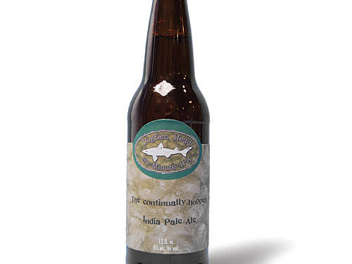 An earthy, piney hopped beer; balanced by toffee maltsBrewery: Dogfish Head Craft Brewed AlesStyle: India Pale AleAlcohol: 6%