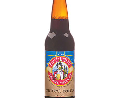 Sweet chocolate-coffee flavor combines with roasted, lingering maltsBrewery: Highland Brewing Co.Style: PorterAlcohol: 5.8%