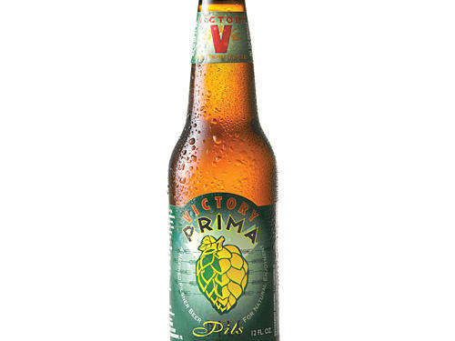 Slightly lemony, slightly grassy; great anytime beerBrewery: Victory Brewing Co.Style: PilsnerAlcohol: 5.3%