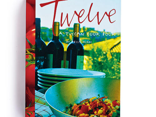 Twelve: A Tuscan Cook Book   By Tessa Kiros, Whitecap Books, 2005. Paperback. $30; 415 pagesThe 12 main chapters of this book chronicle what's best and freshest in Tuscany each month of the year. April brings strawberries, which Kiros puts, interestingly, into a savory risotto capped with Parmesan, while November means myriad meats. Within the monthly framework, the nearly 250 recipes manage to cover appetizers, main courses, vegetable side dishes, and desserts. Almost all of the recipes are simple and straightforward, with short ingredient lists. Orecchiette ai Broccoli, found in the February chapter, uses only seven ingredients yet achieves remarkable depth from garlic, red chile, and anchovies.GIVE THIS TO: Cooks looking for seasonal inspiration. —Adam Hickman