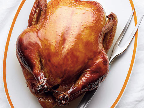 2011: Fantastic Bourbon Smoked Chicken