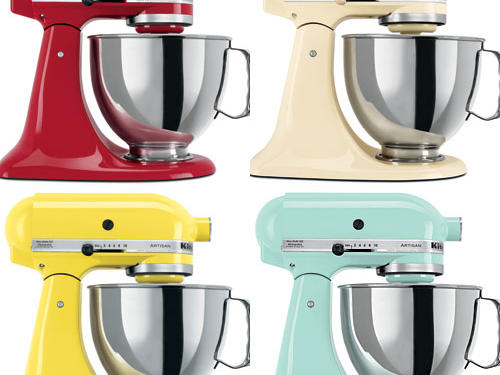 7. Iconic appliance predicts the color revolution