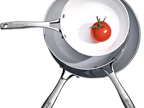 5. Nonstick cookware becomes durable, beautiful