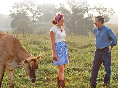 Tennessee Artisans Colleen Cruze is a second-generation buttermilk maker reshaping her family's business with 2012 social-media savvy. Allan Benton's bacon wows the world, but now he needs a successor to keep things smoking.