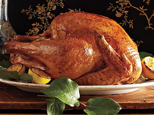 This classic bird and its rich gravy can easily anchor any traditional holiday feast.