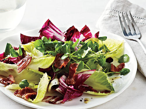 View Recipe: Endive and Watercress Salad