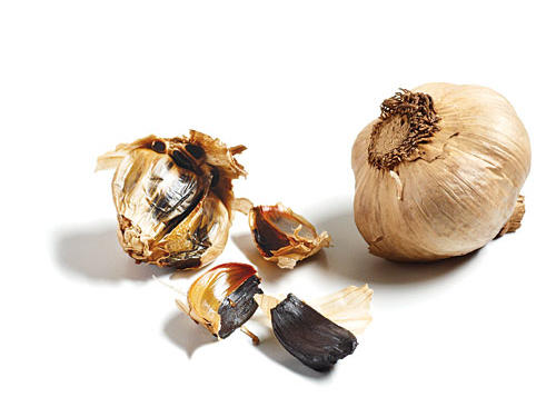 Exotic Find: Black Garlic
