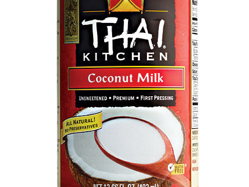 Thai Kitchen Lite Coconut Milk global kitchen ingredients - cooking light