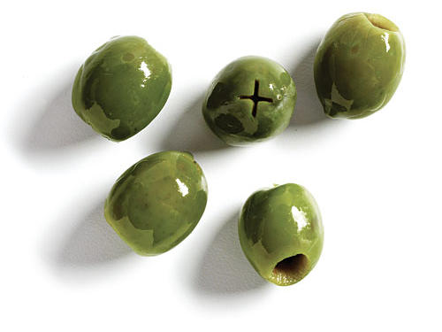 The Marcona of olives