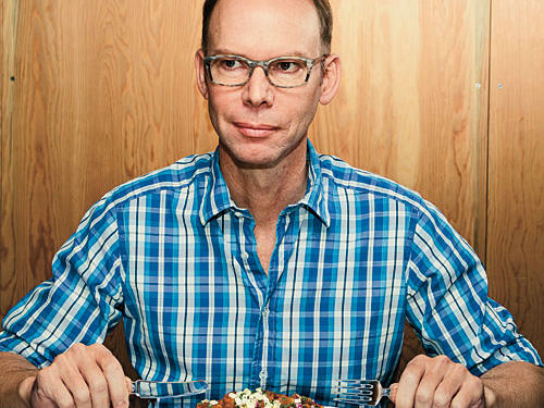 47, Denver, ColoradoPOSITION: Founder, chairman, and co-CEO of ChipotleNOTABLE FOR: Tapping sustainable, family-owned farms to supply the fastfood market. Ells partnered with Niman Ranch more than a decade ago to provide pasture-raised pork to his budding burrito chain. Despite a $1 per dish price spike, sales doubled, proving interest in quality and provenance. The chain's more than 1,200 locations now serve antibiotic-free meat, local and organic produce, and even hormone-free sour cream. Ells' Chipotle Cultivate Foundation gives grants to chefs, farmers, and educators who share his vision for sustainability.
