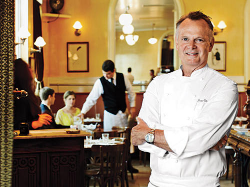 Alabama native Frank Stitt oversees four restaurants, with a fiercely loyal society clientele that rotates among them as if playing musical chairs. Highlands Bar and Grill is the Beard-nominated flagship, with dishes like grilled Carolina quail with foie gras dirty rice and local muscadine grapes. But don't miss Stitt's more casual Chez Fonfon. This is French bistro fare with Southern warmth; try the salmon, done rare, often over lentils with a sublime broth.