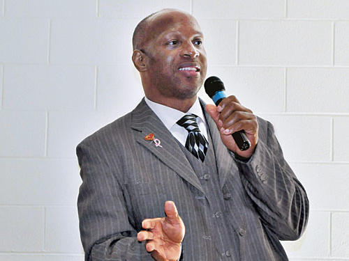 """47, Hernando, MississippiPOSITION: Baptist pastorNOTABLE FOR: His faith-based war on obesity. The Delta preacher banned fried chicken from his congregation's gatherings more than 10 years ago. He's since taken his crusade national, aiming to install a trained """"health ambassador"""" to oversee antiobesity education programs at each of the National Baptist Convention's roughly 10,000 churches this year.TWITTER: @healthpreacher"""