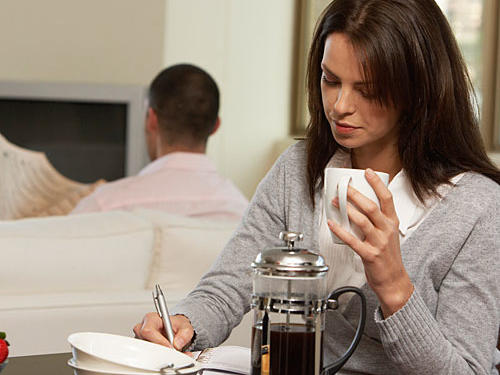 Fat Habit: You're a distracted diner