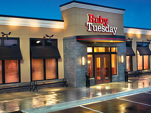 1008 Ruby Tuesday