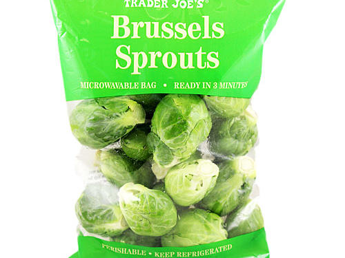 Trader Joe's Brussels Sprouts