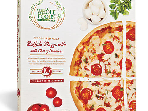 Whole Foods Market Buffalo Mozzarella With Cherry Tomatoes