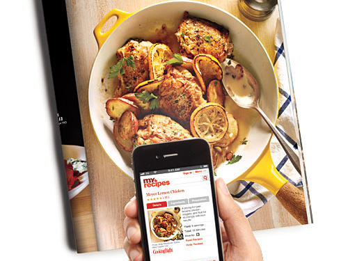 New Mobile Feature: Scan It, Cook It