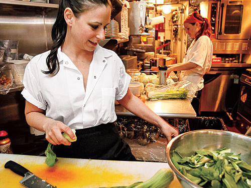 Chef Amanda Cohen: Love the Whole Veggie