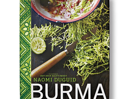 Burma: Rivers of Flavor By Naomi Duguid, Artisan, 2012. Hardcover. $35; 372 pagesWe'd been looking forward to this book since running one of its recipes in 2011. Duguid is part anthropologist, part brilliant cook, and her recipes simply work in American kitchens. Many dishes in Burma will seem entirely fresh to palates already familiar with Thai or Vietnamese food. The subtle complexity of Simmered Cabbage, Shan Style; Traveler's Eggplant Curry; and Minced Chicken with Galangal and Tomato was a revelation. Plus, each of these recipes achieves such richness with 10 ingredients or fewer. Duguid has mastered the arc of flavor development. She writes with deep, local, friendly authority, warning not to taste the eggplant dish halfway through, lest the dried anchovies drive you away. As promised, the flavor was lovely in the end, the anchovies lending a predominantly savory, not fishy, quality. GIVE THIS TO: Serious cooks in search of seriously authentic flavors. —Scott Mowbray