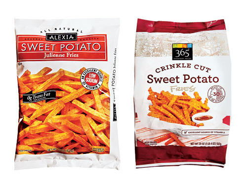 Taste Test: Sweet Potato Fries