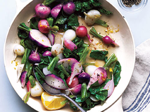 10 Ways to Use Leftover Ingredients You'd Normally Toss: Radish and Beet Leaves