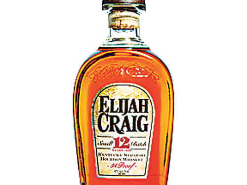 Elijah Craig 12-Year-Old ($27) At 94 proof, this bourbon has the weight and heat of a whiskey two or three times the price. It's big and full-flavored but balanced, with vanilla and fruit notes in the aroma and in the mouth. Twelve years in the barrels makes it remarkably complex at this price—a well-made sipper for anyone who wonders why bourbon is so popular right now.
