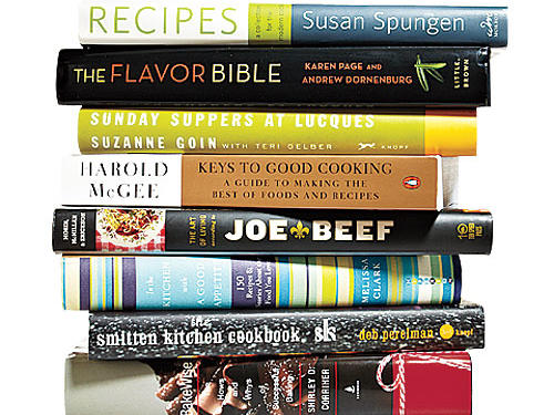 After reading and testing hundreds of cookbooks to find our top 100 of the past 25 years, we were left with eight books that earned wild praise but didn't fit neatly into our other categories. This list includes a few reference books that don't contain recipes but that, in the end, we feel no cook should live without.See more of the best cookbooks from the past 25 years