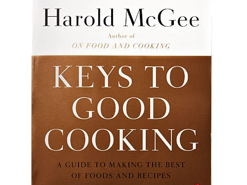 Keys to Good Cooking By Harold McGee, Penguin, 2010. Paperback. $20; 552 pagesThe odd thing about McGee's epic book of kitchen wisdom: It's as enjoyable when read as a book as it is used as a reference. Sure, it's an exceptionally valuable guide. If you're looking to cook a turkey, the Meat chapter will give the pros and cons of brining and the lowdown on roasting whole birds, as well as a few pertinent and immutable truths about meat cookery in general. This is not kitchen dogma handed down from on high: This is the nation's preeminent food scientist clearly explaining the hows—and more importantly, the whys—of cooking. But if you truly love cooking, have an inquisitive mind, and want to broaden your culinary knowledge, it's an absolute blast just picking a chapter and reading it start to finish. The book is an assembly of excellent tips, sometimes loosely organized, and reads like the CliffsNotes of a culinary master class. GIVE THIS TO: Cooking nerds looking to up their game. —Tim Cebula