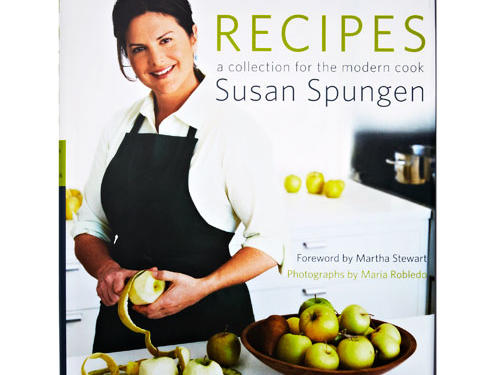 "Recipes: A Collection for the Modern Cook By Susan Spungen, William Morrow, 2005. Hardcover. $35; 272 pagesWhat is second nature to experienced cooks may be confounding to those less experienced, presenting a roadblock to discovering the pleasures of cooking at home. Early in this elegant book, Spungen states that ""no point is too basic to review, no technique too simple to teach."" This principle governs the whole enterprise, from recipe selection—which includes such basics as toasted nuts, roasted garlic, toasted breadcrumbs—to recipe instructions, which are specific, concrete, and thorough. Even seasoned cooks will appreciate having a chance to refamiliarize themselves with techniques, or may learn new and simpler ways of doing things.The recipes, about 100 of them, are elegant and simple. Corn Salad uses only five ingredients and turns out both beautiful and eat-the-whole-bowl good. ""You have to learn the basics to be able to do 'simple' well,"" Spungen says, ""or it can just be boring."" The recipes here are lively, fresh, easy, and sure-fire. Everything we tried turned out perfect: hard-cooked eggs, homemade crème fraîche, popovers. The refreshing opposite of a comprehensive tome, this is a tidy collection of just-enough go-to recipes that may just become an ""In case of fire, grab me!"" essential. GIVE THIS TO: Beginning or no-nonsense cooks. —Tiffany Vickers Davis"