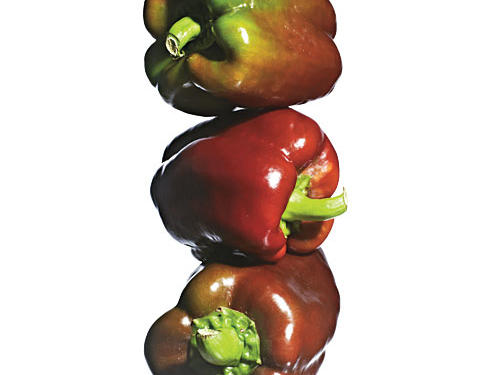Chocolate Beauty Peppers