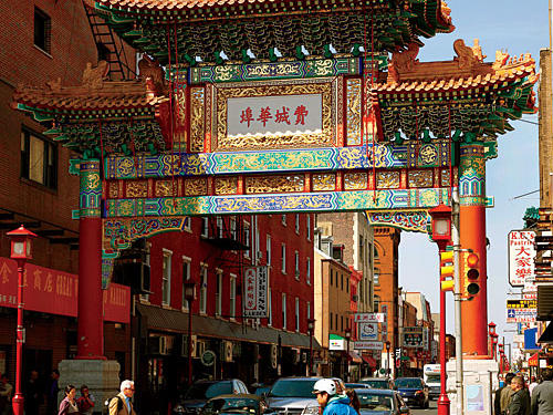 Philly's Chinatown After Dark