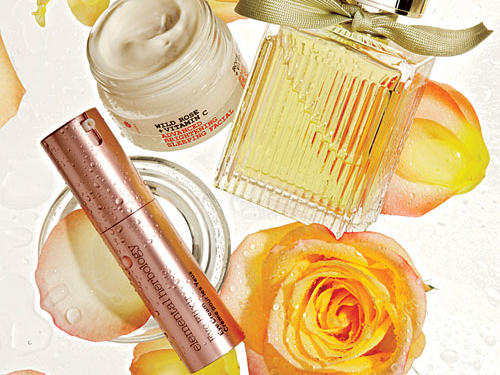Rose Water Products