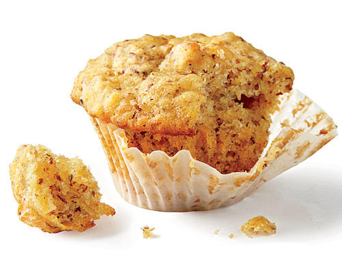 Orange-Hazelnut Snack Muffins