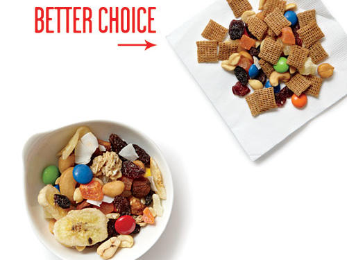 Instead of Traditional Trail Mix, Reach for a Whole Grain Variety