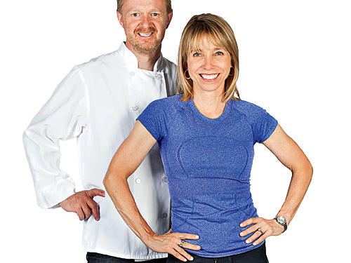 Healthy Habits Heroes: Martin Oswald and Dawn Shepard