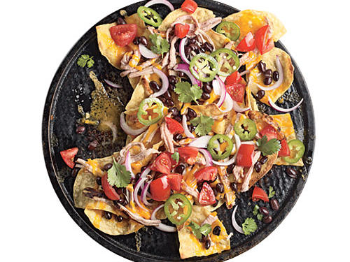 Lighter Nacho Combinations