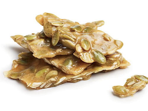 Boost brittle to a whole new level with this mildly spicy treat.