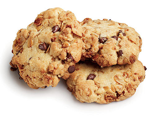 Use an already-made batch of our Nutty Whole-Grain Granola to whip up these scrumptious cookies.