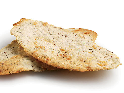 These sweetly-salty crackers can be stored in an airtight container for up to 3 days.