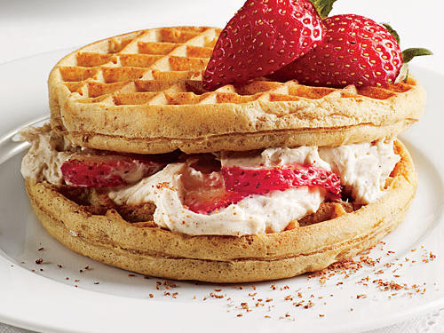The night before: Make filling.