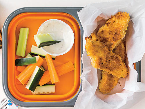 Fast-Food Lover's Bento