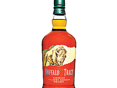 Buffalo Trace ($25) This distillery is into experimenting, producing a number of whiskeys under different labels, some at superpremium prices. But its namesake bourbon is fairly priced and complex: You can taste licorice, maple syrup, and caramel flavors, followed by a lush, smoky finish.
