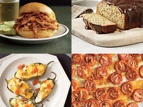 25 Staff-Favorite Recipes