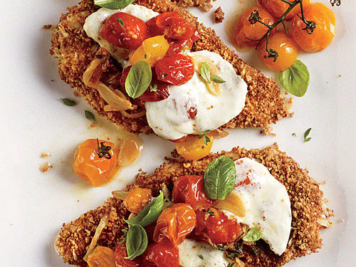 Chicken Parmesan: Recipe Makeover