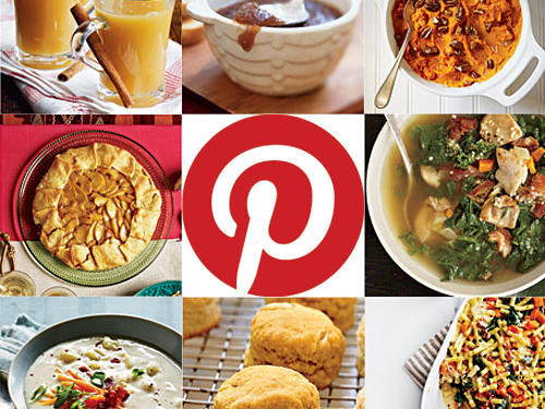 Most-Pinned Fall Recipes