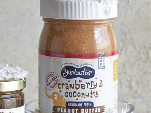 Cranberry & Coconutty Peanut Buttery by Yum Butter