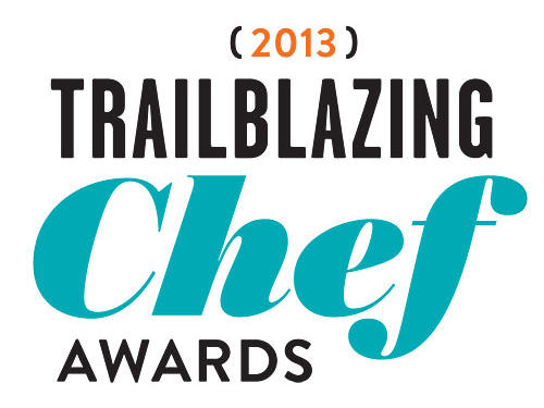 2013 Trailblazing Chef Awards